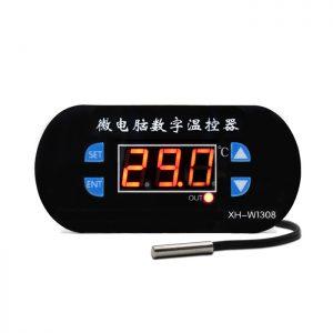 ماژول ترموستات 12VDC دیجیتال W1308